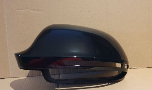 AUDI A3  2008 - 2012 WING MIRROR COVER L/H OR R/H IN GLOSS BLACK